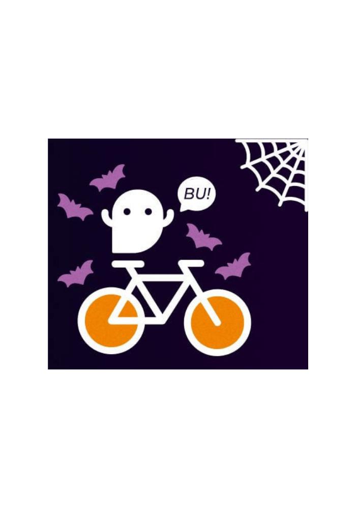 Kritična masa - maskenbal na biciklima